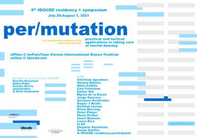 the 9th IDOCDE symposium postcard